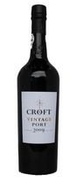 2009 Croft Vintage Port, 2009