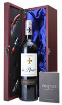2014 Chateau Du Rosaire in Gift Box with Accessories, 2014