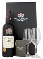 40 year old Taylors Port Gift , 1979