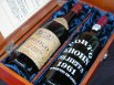 50th Anniversary Vintage Wine and Port Double Presentation Box, 1961