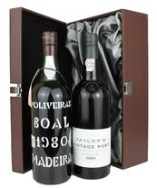 Deluxe Madeira and Port Duo 250, NV