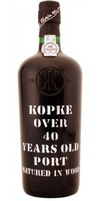 40 Year Old Kopke, 1981