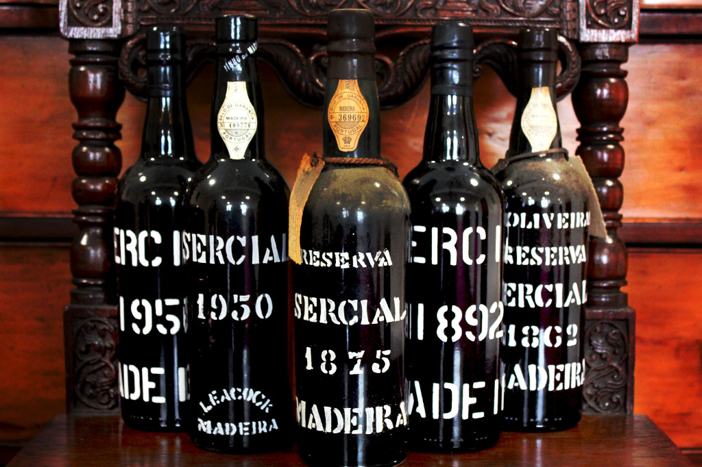 sercial Maderia Wine
