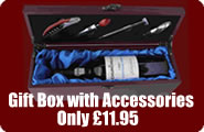 wine gift box accessories